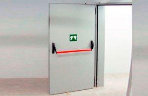 Puertas contra incendios proybor protecci n pasiva for Puertas contra incendios